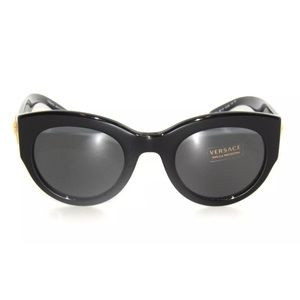 Versace Sunglasses 4353 black and grey